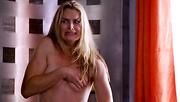 tall naked blonde got