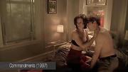 sexy couple kissing erotic