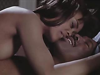lovely black couple enjoys