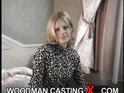 amateur, apartment house, blonde, casting, rough sex