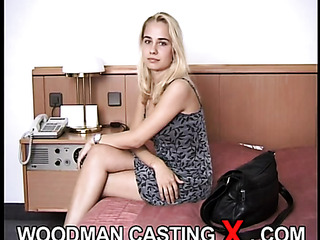 young first anal casting