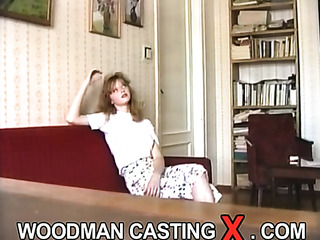 slim young amateur audition