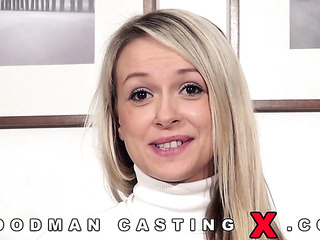 shaved young amateur audition