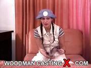 amateur, audition, brunette, casting, rough sex
