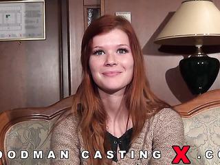 czech adorable amateur casting