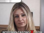 amateur, audition, casting, rough sex, stockings