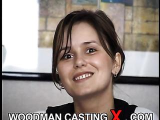 czech first casting audition
