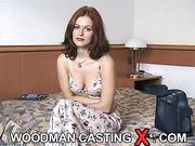 amateur, audition, casting, rough sex, spanking