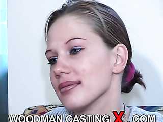 young amateur audition shy