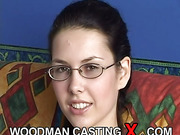 amateur, anal, casting, glasses, rough sex