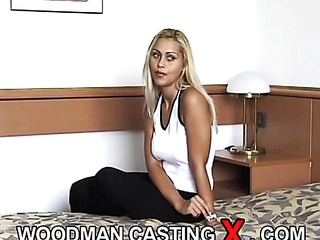 sexy slim blonde fuck