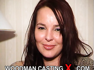 slim czech casting mature