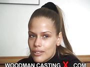 amateur, audition, brunette, casting, rough sex
