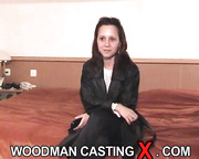 shy first porn casting