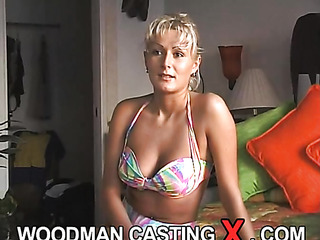 naked hungarian blonde casting