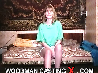blonde first casting audition