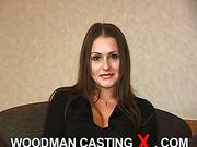 abricotpussy, amateur, brunette, casting, rough sex