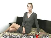 amateur, beautiful, casting, rough sex, sport