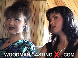 slim adorable casting anal
