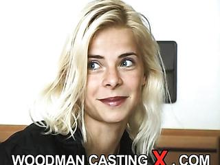 skinny hungarian blonde casting