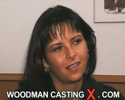 black hair young casting