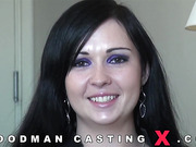amateur, anal, ass licking, casting, rough sex