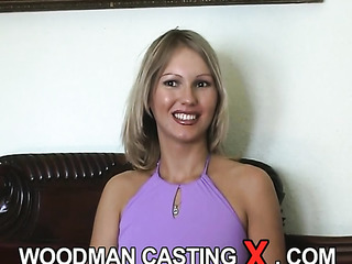 mature first casting audition