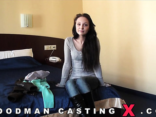 flexible russian anal casting