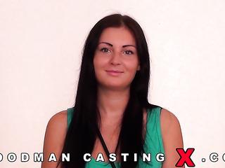 sexual adorable amateur casting