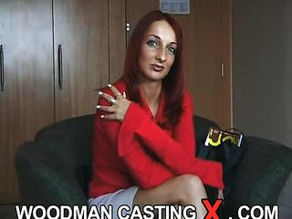 red hair hungarian amateur