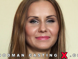 beautiful russian anal casting