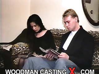 shaved young couple fucking