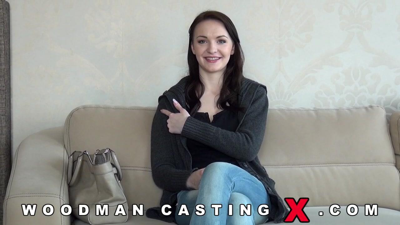 Czech casting threesome