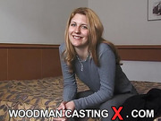 amateur, audition, casting, glasses, rough sex