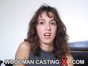 curly adorable young amateur