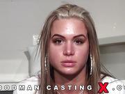 adorables, amateur, casting, rubias, sexo brusco