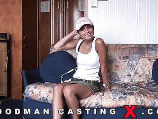 skinny czech casting