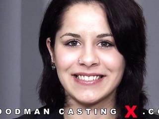 shaved amateur casting