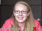 afeitadas, amateur, casting, gafas, sexo brusco