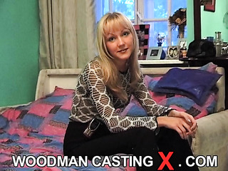 young casting amateur