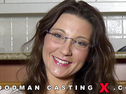 amateur, anal, casting, glasses, rough sex