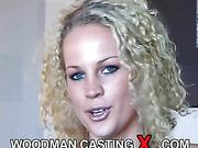 amateur, american, blonde, casting, rough sex