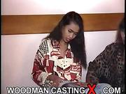 amateur, asiáticas, casting, sexo brusco, tailandesas