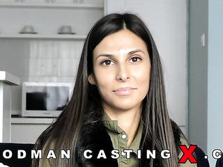 rough porn casting