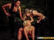 babe, lesbian, strap-on, strapon