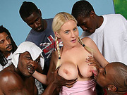 bbw, interracial, pornstar, share