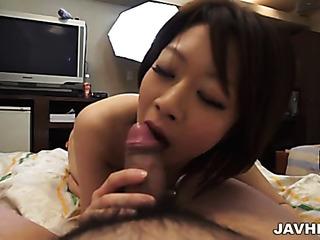preciosas asiáticas mamada pov