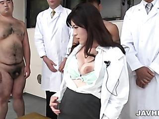 big tits japanese black