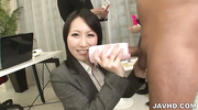 japanese public blowjob