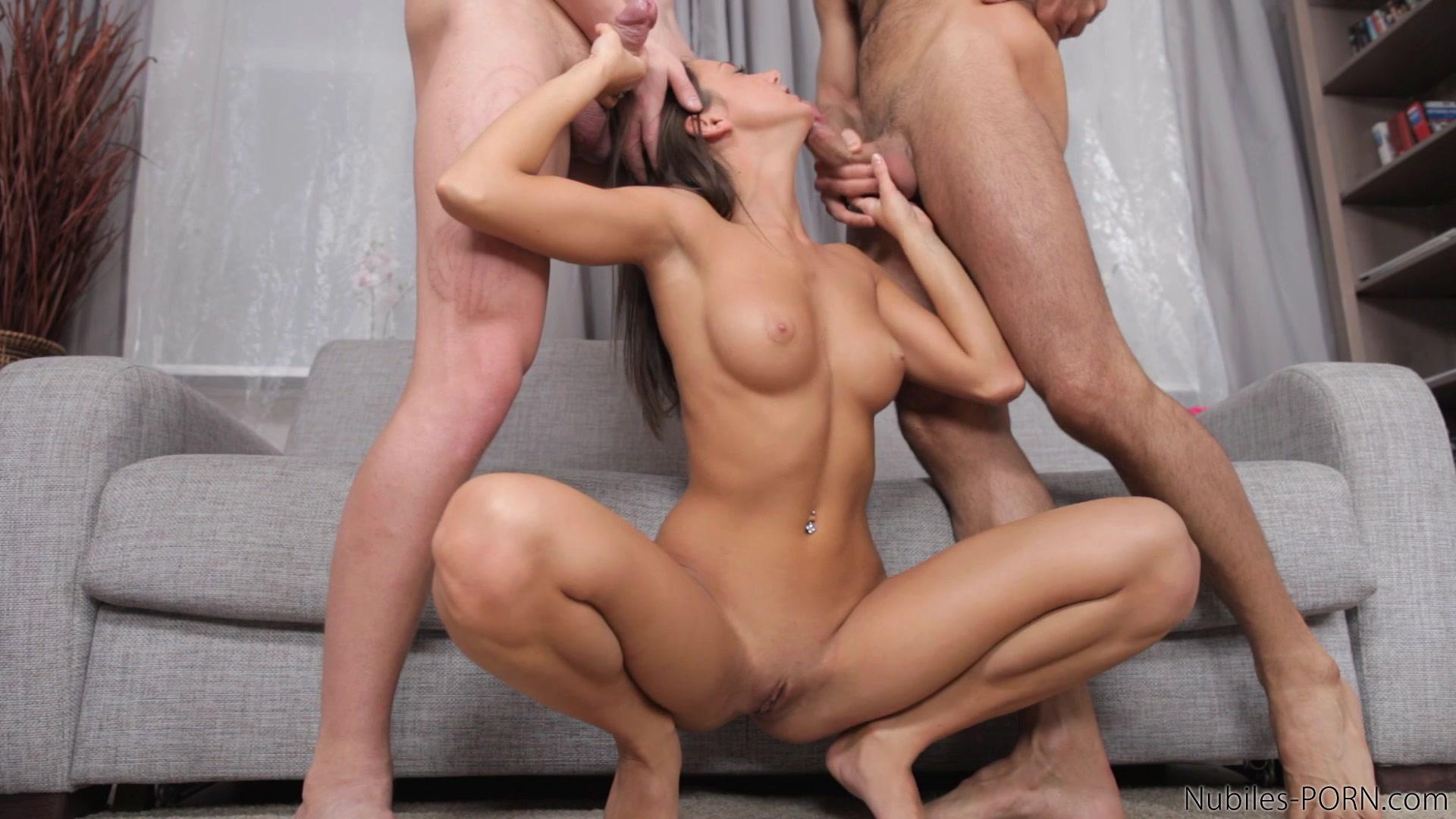 Teen Anal Threesome Hd Ffm